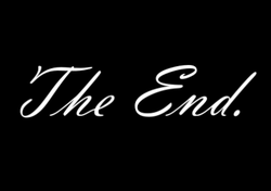 Banner Image Denoting The End
