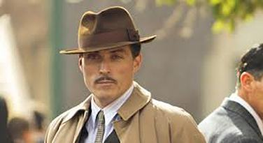 Photo of the Actor Rufus Sewell in The TV Series Restless