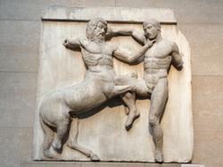 Image of a Greek Sculpture