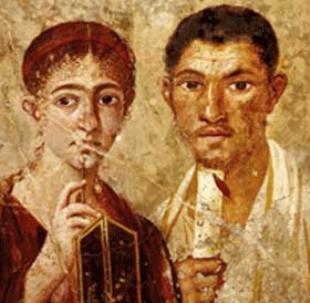 Image of a Roman Wall Painting
