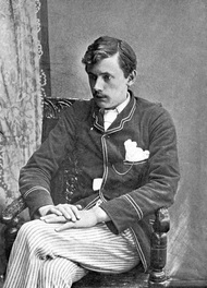 Portrait Image of Ernest Dowson