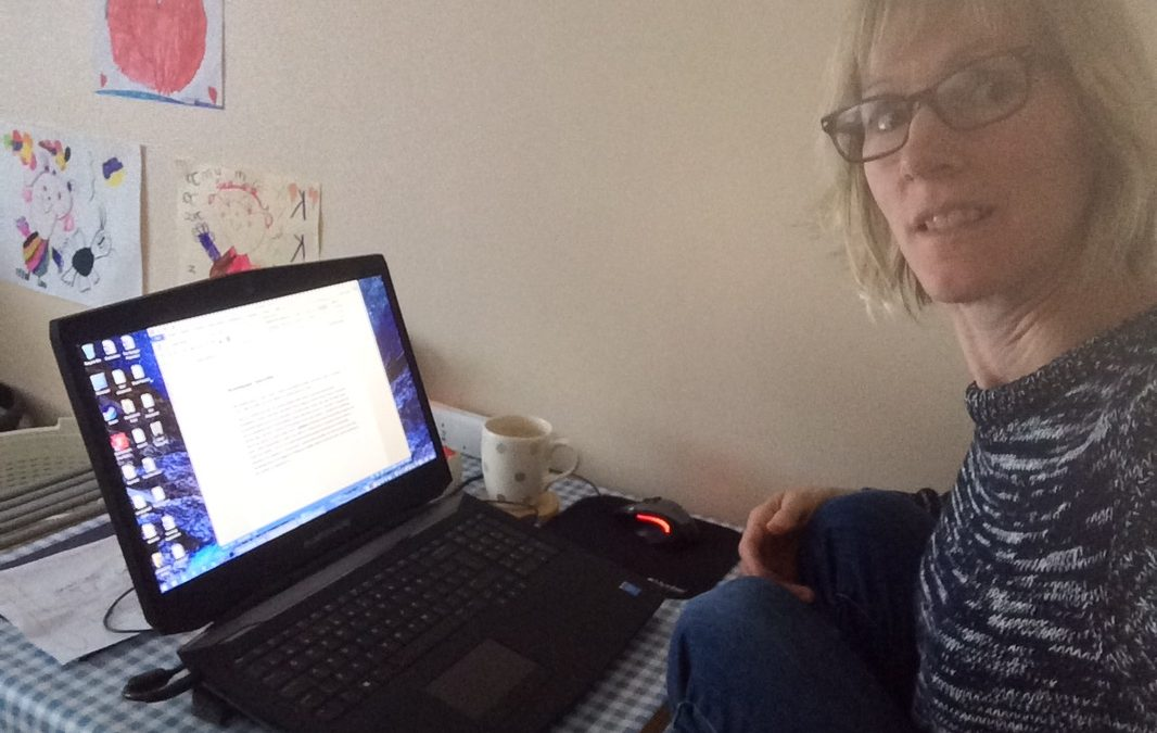WRITERS' ROOMS 6 – JACKIE GRIFFITHS