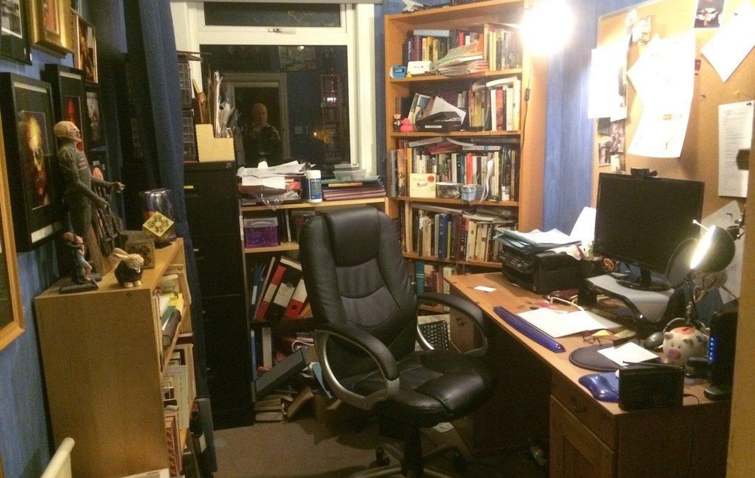 WRITERS' ROOMS 5 -NICHOLAS VINCE