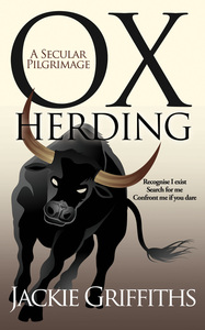 image of front cover of the novel Ox Herding by Jackie Griffiths