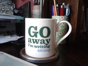 Tea Mug In Katherine D Souza Office