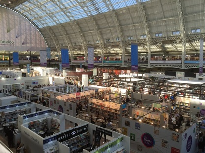 Photo of The London Book Fair At Olympia