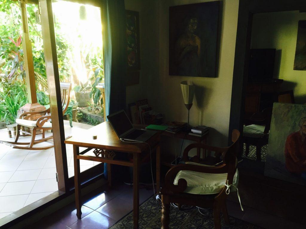 Image of Clare Flynns Veranda in Bali