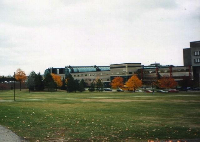 Photo Of Computer Science Building Waterloo University