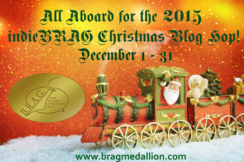 INDIE BRAG CHRISTMAS BLOG HOP 10TH DECEMBER