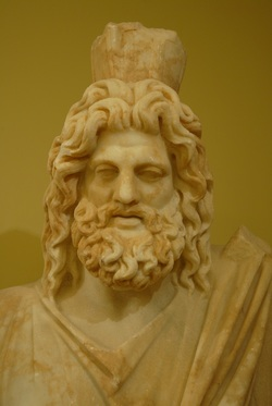 Image of Statue of Zeus by By Luigi Rosa
