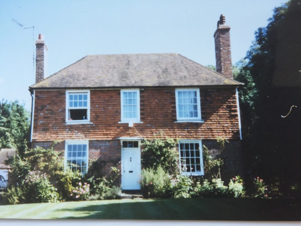 Image of Clare Flynn's former home, Coggins Mill House in Mayfield