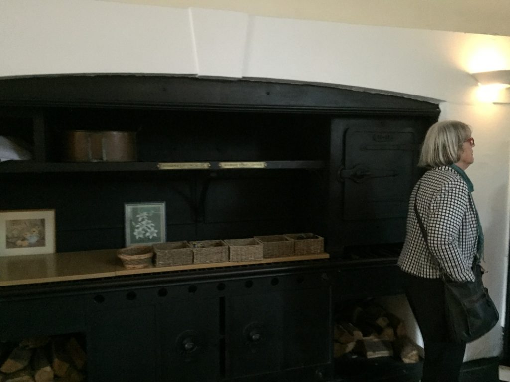 Kitchen at Compton Place