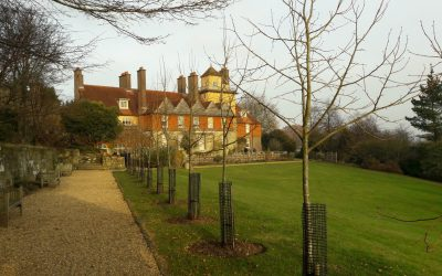 A VISIT TO STANDEN
