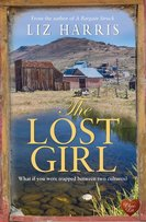 Image of The Front Cover of the novel The Lost Girl by Liz Harris