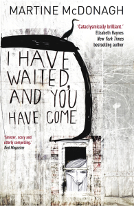 Image of the front cover of the Novel I have Waited and You Have Come by Martine McDonagh