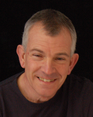 Portrait Photo Of The Author Robert Crouch