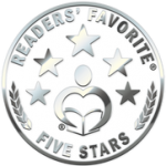 Readers Favourite Five Stars Badge