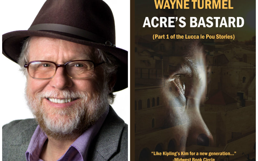 Interview with author Wayne Turmel